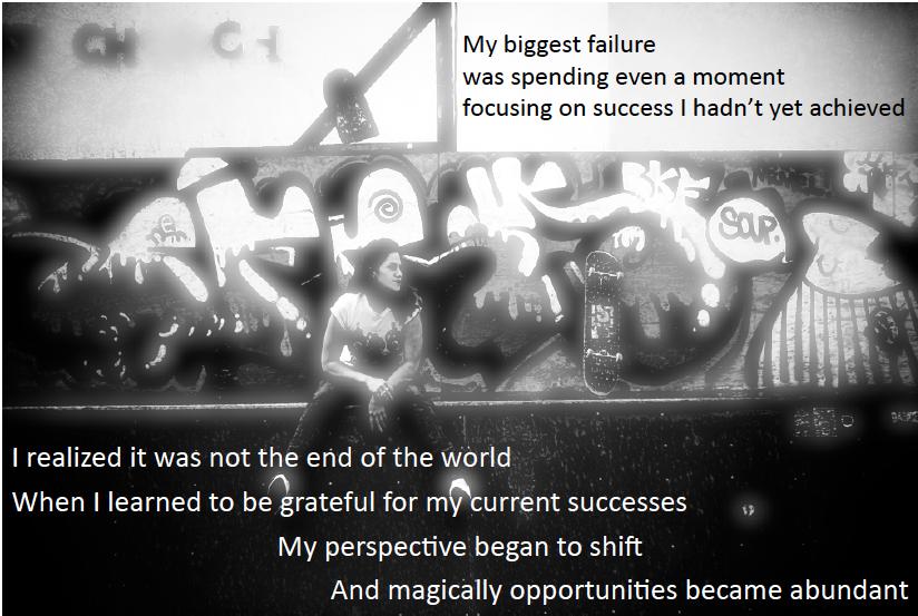 espree devora failure quotes