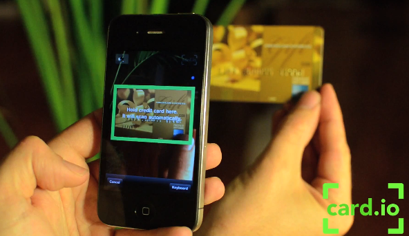 PayPal Acquires Smartphone Credit Card Scanner card.io ...