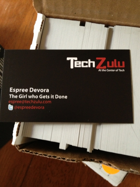 techzulu business card