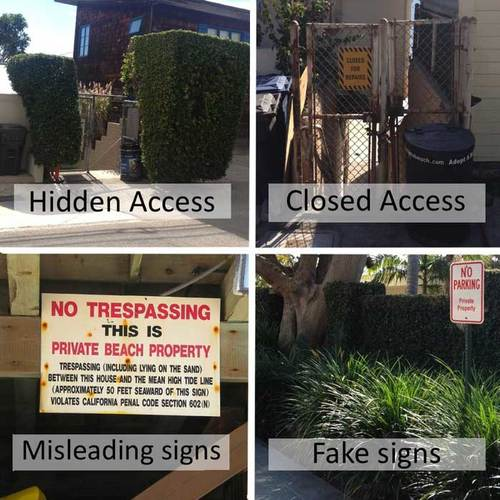 Misleading Signs