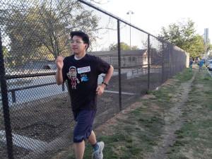 Running Garick