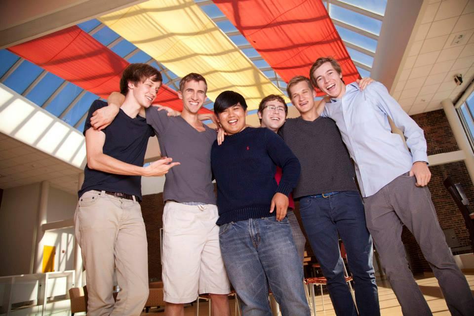 13) Team Photo