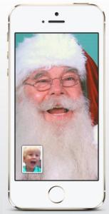 Hello Santa App
