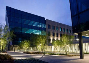 Playa Vista Campus building