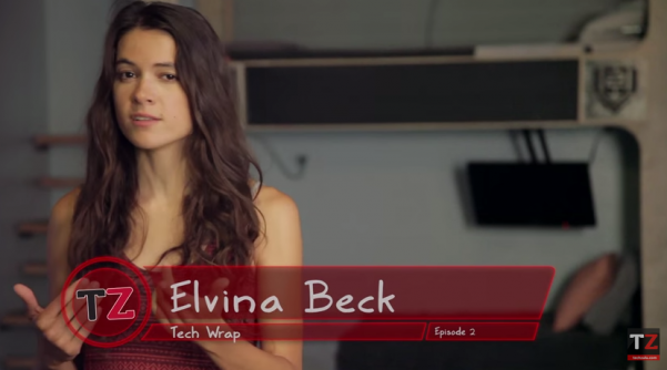 Elvina Tech Wrap Ep2