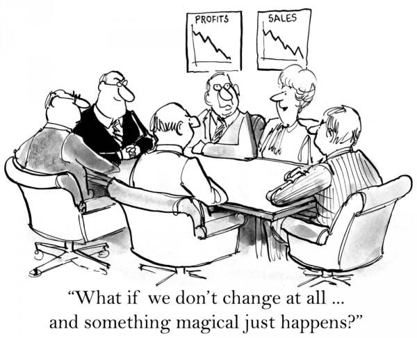 change execs
