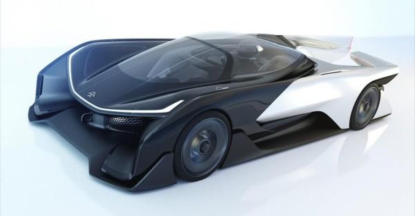 Faraday Car