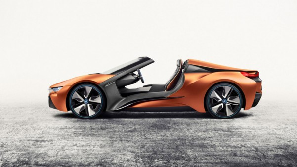 BMW iVision 2016