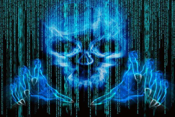 cyber-hacker